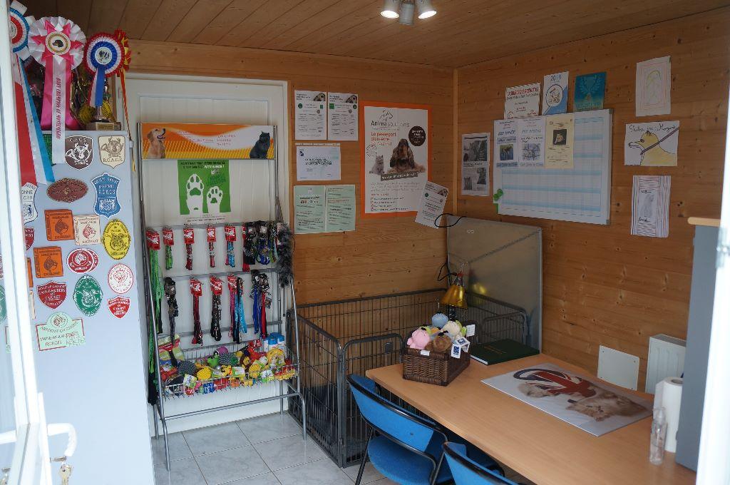 Bureau d'accueil de l'élevage